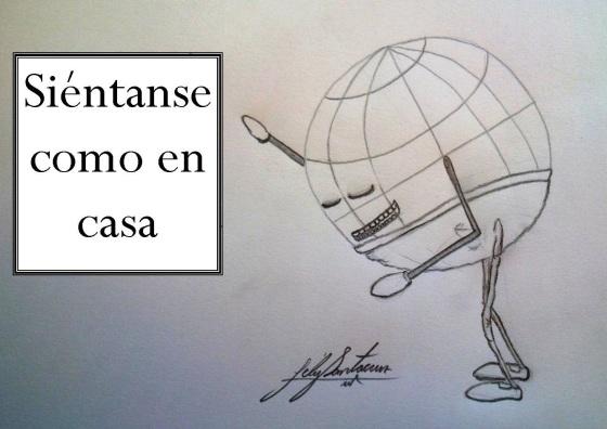 """Pretende ser el icono de Internet siendo amable"" Felipe Santa-Cruz"