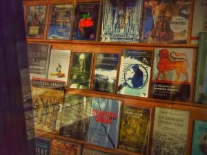 Escaparate librería