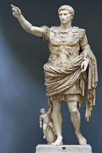Augustus of Prima Porta - Fotografía de Till Niermann