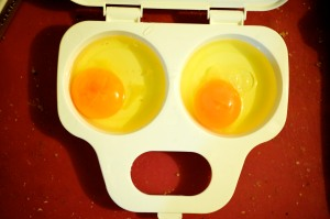How do you like your eggs? Sorprised! - Tim Simpson
