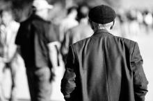 walking man, de Matthias Rhomberg